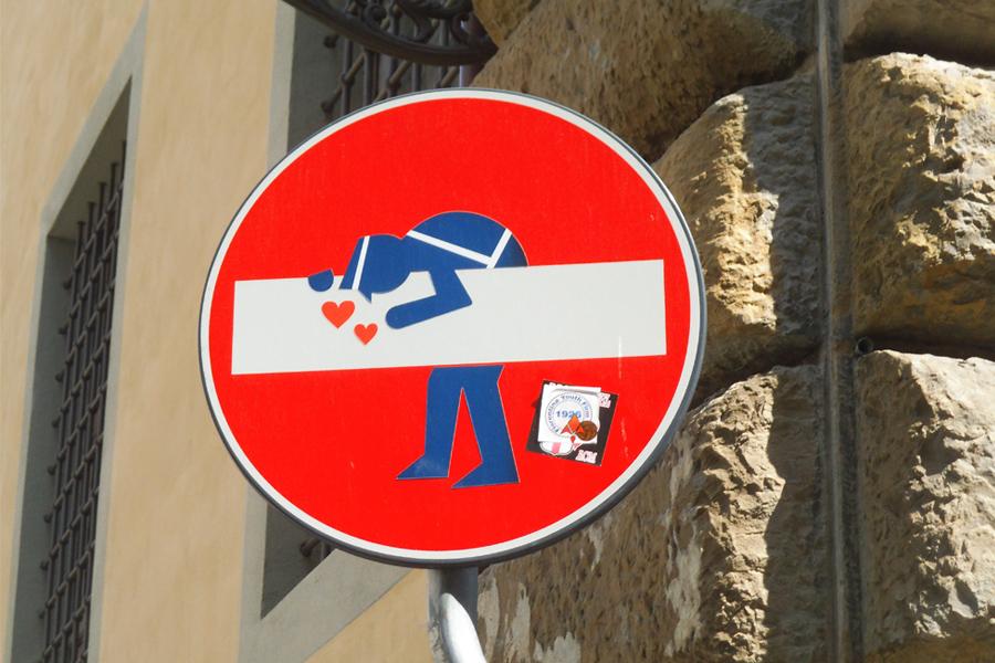 streetart_Clet_panneau2